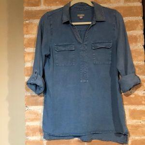 J. Jill Chambray Shirt